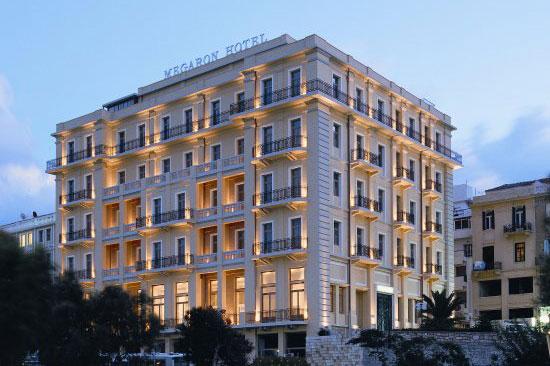 Megaron Hotel Ηράκλειο